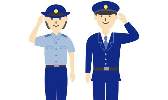 新人警察官 朝礼後はいよいよ出勤開始