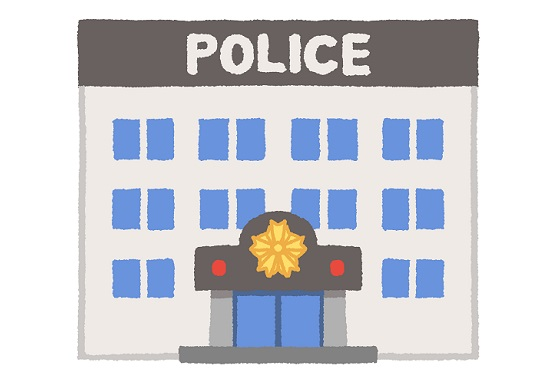 新人警察官の朝は雑用から
