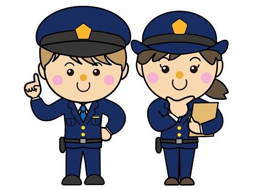 女性警察官は体力面で頑張らなければいけない