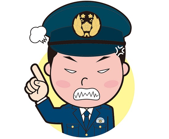 警察学校の教官も体力勝負