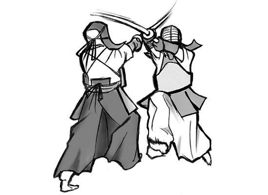 柔道剣道の訓練は警察学校卒業後も続く