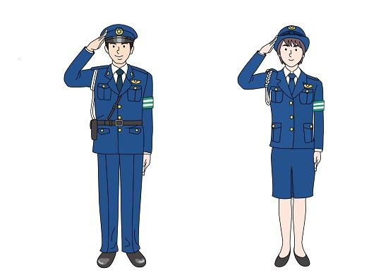 警察学校入校=警察官の身分
