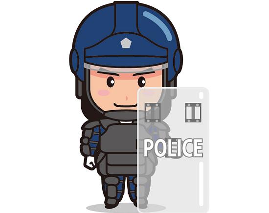 警察官の仕事 警備課について