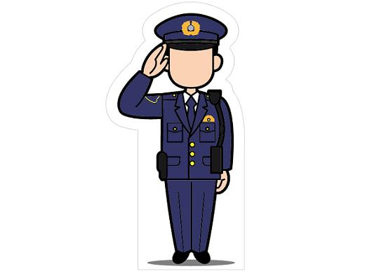 警察学校 残すは学校長視閲のみ