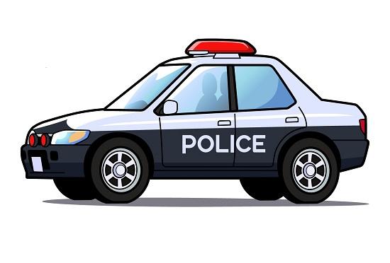 地域課 パトカー勤務