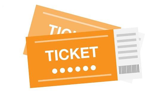 警察官へのNGプレゼント チケット